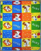 Пеленка непромокаемая многоразовая детская 92*76 см