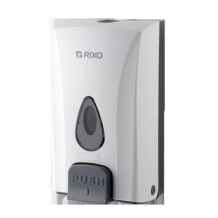 Дозатор жидкого мыла Rixo Maggio S188W