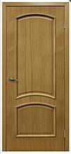 Глухі двері з натурального шпону Капрі