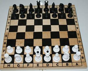 """Шахматы  бук,""""Большие"""" (54*54)см"""