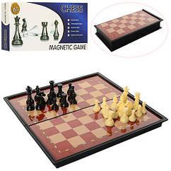 Шахматы M667 (72шт) магнитные, в кор-ке, 20-10-3,5см