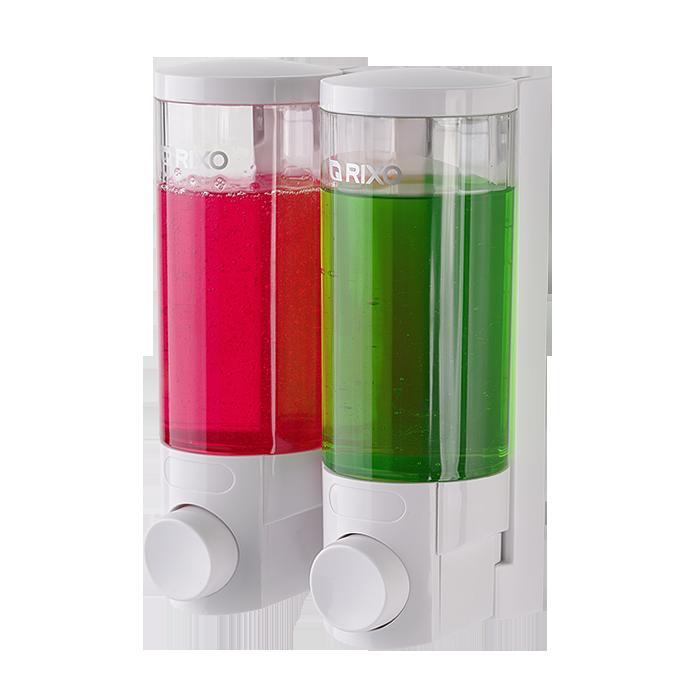 Дозатор жидкого мыла Rixo Lungo SW006W