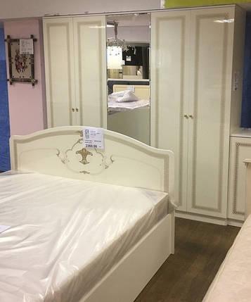 """Спальня """"Стелла"""" (белая) TM Embawood, фото 2"""