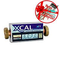 Мощный бытовой магнитный фильтр Aquamax XCAL 6000 1''