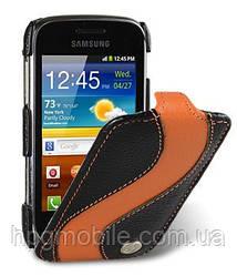 Чехол для Samsung Galaxy Mini 2 S6500 - Melkco Jacka special leather case