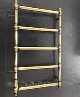 Бронзовый полотенцесушитель 500*900 Ретро Шар 05П АЗОЦМ, фото 1