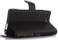 Чехол книжка Book Cover Mobiking with Window Lenovo S580 Black