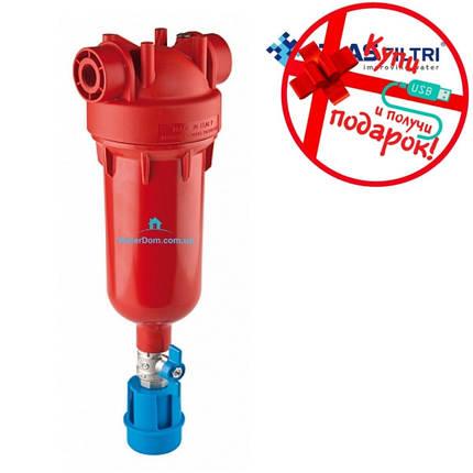Самопромывной фильтр Atlas Hydra Hot-RAH-90, фото 2
