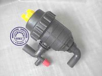 """Фильтр большой 40мм с клапаном """"Agroplast""""."""