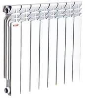 Алюминевый радиатор ASB 500х80