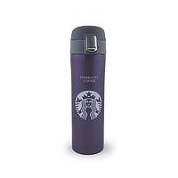 Термос Starbucks coffee (Старбакс кофе) 480 мл, фиолетовый, фото 1