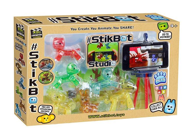 Набор для анимации #Stikbot