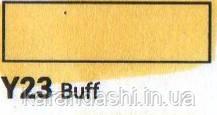 Маркер SKETCHMARKER долото-тонкое перо  Y023 Buff Кожа буйвола, фото 2