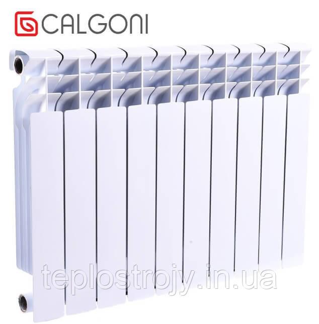 радиатор биметаллический Calgoni BRAVA 500/96
