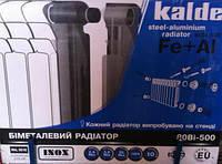 Радиатор биметаллический KALDE
