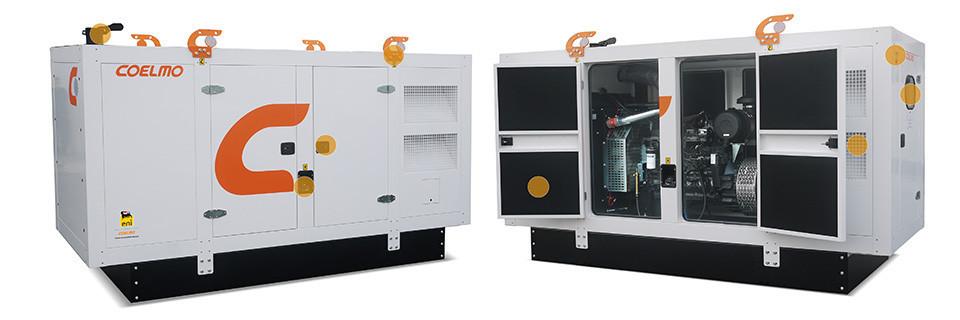 Дизельный генератор Coelmo FDT45TM3-10 (88 кВт)