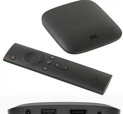TV Box Xiaomi Mi Box 3 2/8Gb ANDROID 8.0 OREO (MDZ-16-AB) Оригинал, фото 2