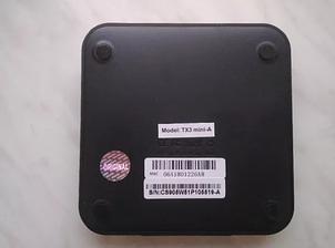 TV Box TANIX TX3 mini 2GB/16GB Заводской оригинал с ГОЛОГРАММАМИ, фото 2