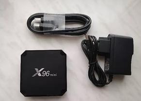 Новые TV Box X96 mini 2GB/16GB ANDROID 7.1 Amlogic S905W Lite Version, фото 3