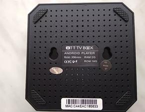 TV Box X96 mini 1GB/8GB ANDROID 7.1 Заводской оригинал с ГОЛОГРАММАМИ, фото 2