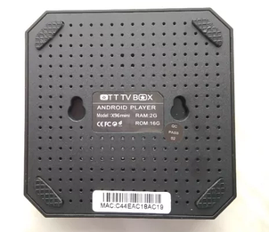 TV Box X96 mini 2GB/16GB ANDROID 7.1 Amlogic S905W ОРИГИНАЛ, фото 2