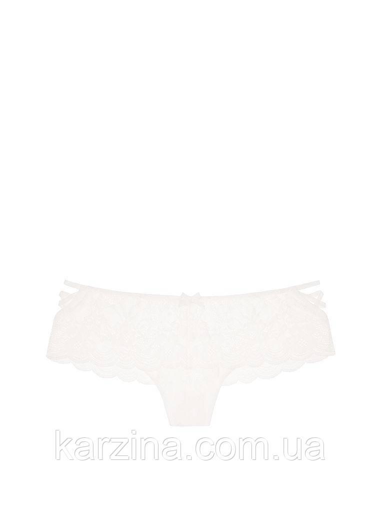 Трусики стринги Victoria's Secret Strappy-back Thong Panty р.S