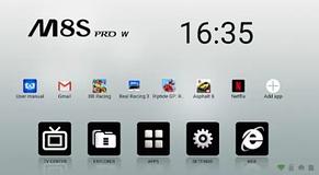 TV Box Mecool M8S PRO W 2GB/16GB Android 7.1 X96,TX3,A95X,W95 Оригинал, фото 3