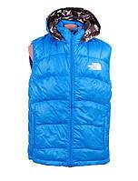 Жилетка (жилет) мужская спортивная The North Face с Omni-heat жилет