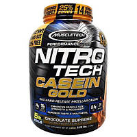 MuscleTech NITRO-TECH Casein Gold 2.2 kg