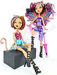 Кукла Monster High Монстер Хай серия Electrified с аксессуарами Шарнирная (27 см) TOY004