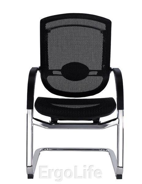 Кресло для посетителей Marrit C35E Grey