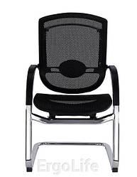 Крісло для відвідувачів Marrit C35E Grey