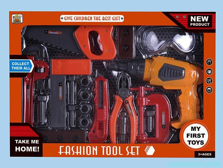 Игрушечный набор инструментов, код 36778-75