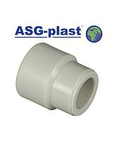 Муфта перехідна ппр Ø50х25 ASG-Plast (Чехія)