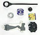Бейблейд Взрыв игрушка-волчок BeyBlade Burst Luinor Луинор, Дикий Вайврон Бейблейд вибух В66+В41R, фото 8