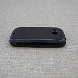 Чехол TPU HTC Desire C black, фото 4