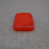 Чехол TPU Duotone HTC Desire C red, фото 3