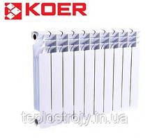 Биметаллический радиатор KOER 500*96 (Чехия)
