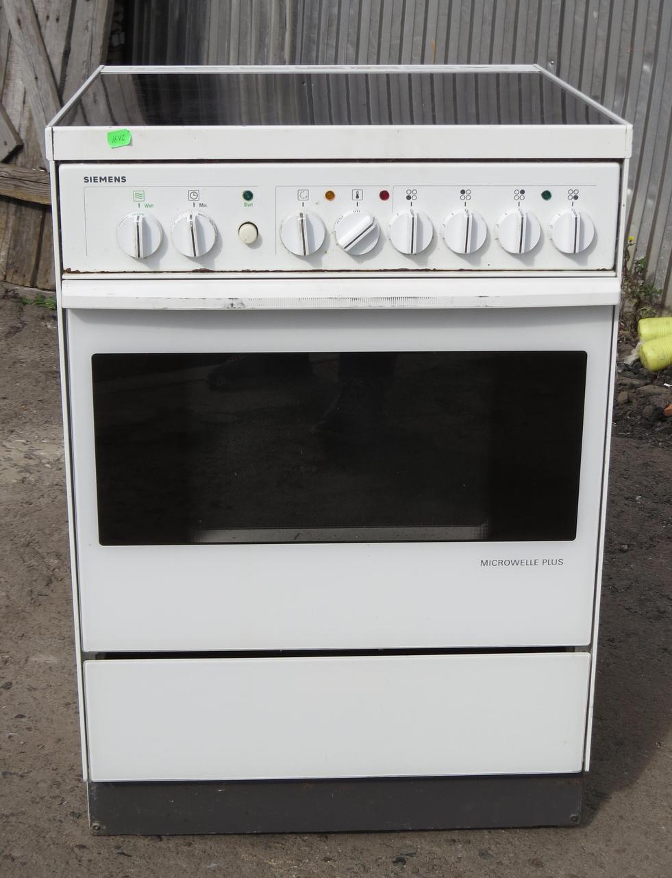 Кухонная Плита Электрическая SIEMENS HL74020/01 (Код:1642) Состояние: Б/У