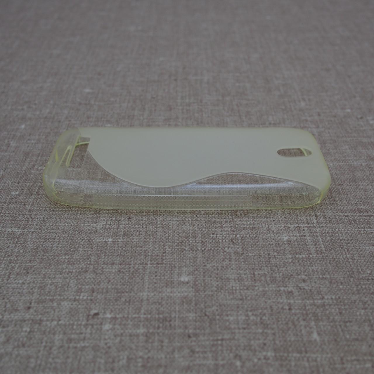 Чехлы для других смартфонов TPU Duotone HTC One SV soft-clear Для телефона