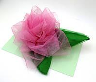 Роза, Головной убор на резинке к костюму Роза, фото 1