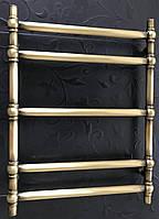Бронзовый полотенцесушитель 500х700 Ретро ШАР АЗОЦМ , фото 1