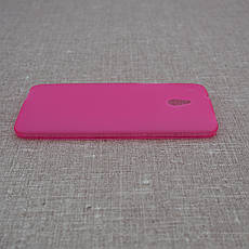 Чехол TPU HTC One mini/M4 pink, фото 3