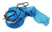 Шляпка Голубая на заколках, фото 1