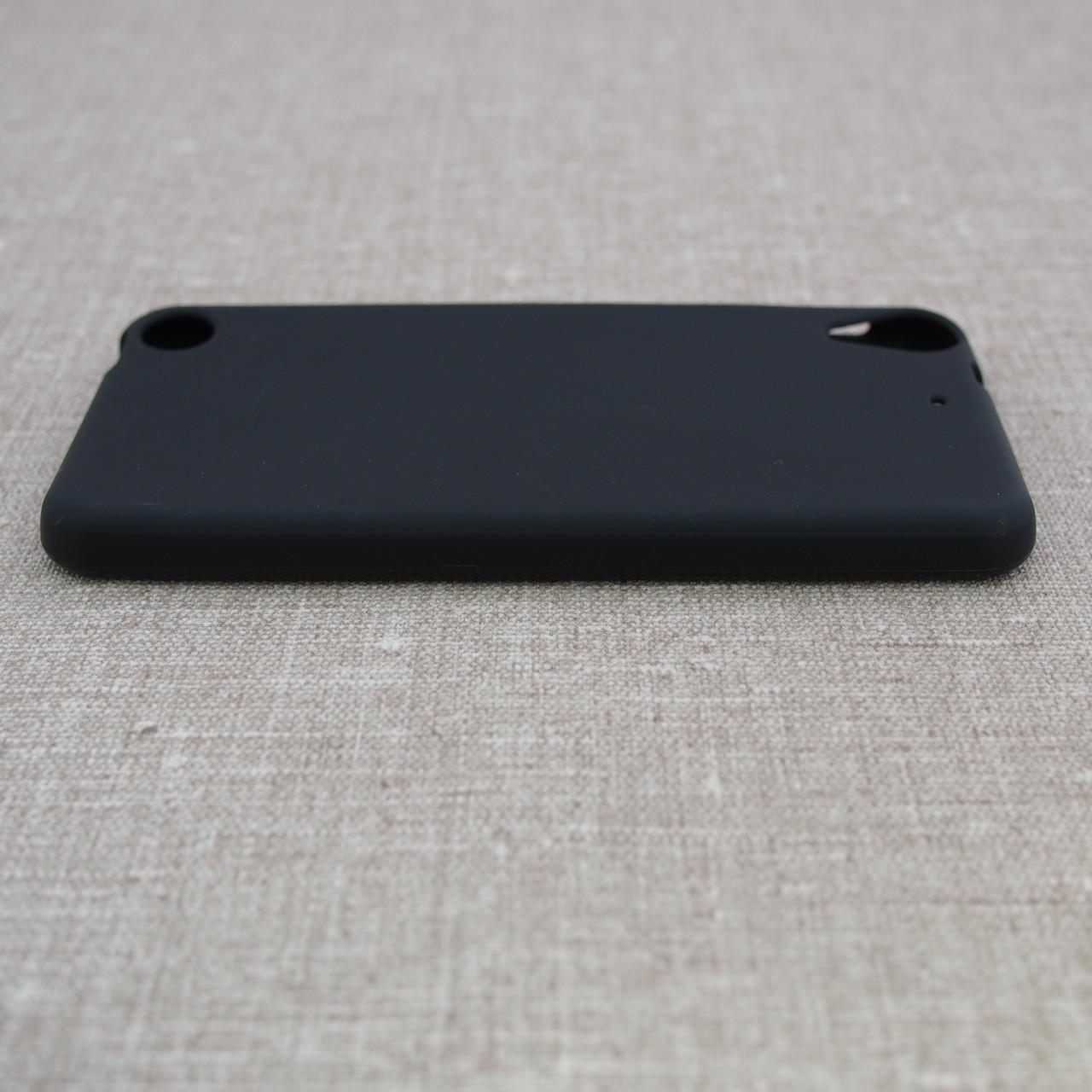 Чехлы для других смартфонов TPU HTC Desire 630 black