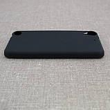 Чехол TPU HTC Desire 630 black, фото 4