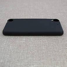 Чехол TPU HTC Desire 630 black, фото 3