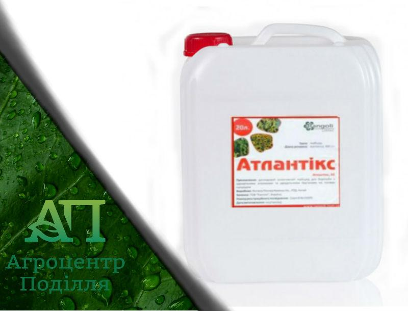 Гербицид Атлантикс (Харнес, ацетохлор)