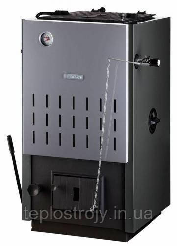 Твердотопливный котел Bosch Solid 2000 B SFU 20 HNS