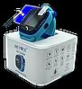 Детские водонепроницаемые GPS часы MYOX MX-300B голубые